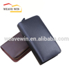 Modern most popular PU Men Fashion and casual guangzhou wallets