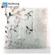 Decorative Art Deep Acid Etched Glass for Window and Door Kitchen