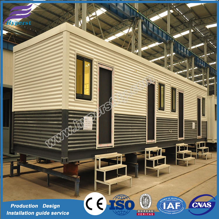 modern cheap light steel structure prefab villa/container house
