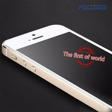 Anti-scratch Ultra-thin Clear Matte Tempered Glass Screen Protector for iPhone 5 mobile screen protector