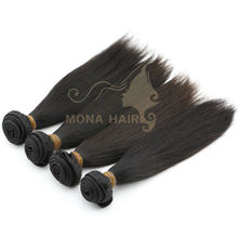 Unprocessed natural 5a grade virgin hair bundles straight top quality Persian hair