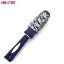 The Fine Quality Plastic Round Detangle Rush Hair Brush