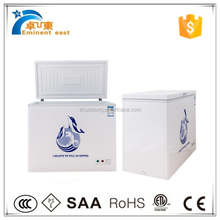 Factory price 1 doors used container supermarket freezer for frozen food