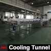 High Quality Full Automatic used machinery trader cooling tunnel
