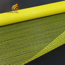 china supplier coated fiberglass mesh net