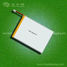 857098 6600mAh li-polymer battery power bank