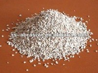 refractory raw material -calcined flint clay