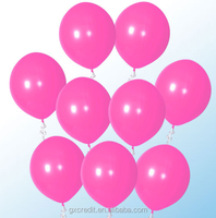 CRD trade brand inflatable helium balloon printable color assorted for advertising balloon