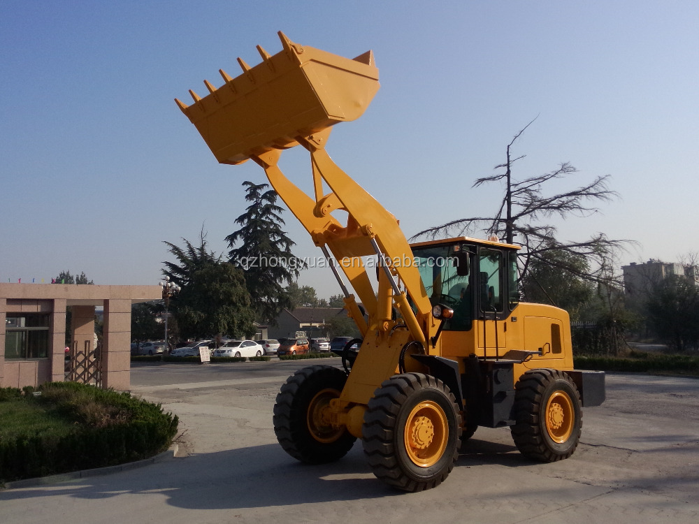 China Hot Sale Construction 3t Wheel Loader ZL30