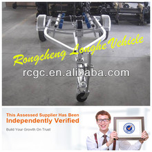 Hot Dipped Galvanized Convenient Single Jetski Boat Trailer