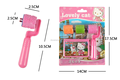 LOVELY CAT New Kids roller stamp set cartoon stamp toy set