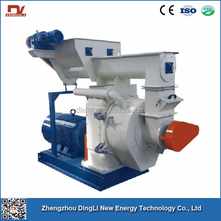 Quality Guarantee Wood Sawdust Pellet Mill Machine for making Biomass fuels