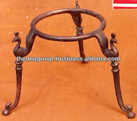 Antique Design Brass Utensil Stands