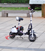 China Manufacturer Stand Up Gas Motor Scooters for Sale