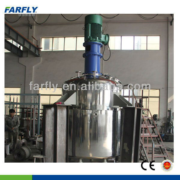Factory price acrylic resin mixing machine,reaction kettle