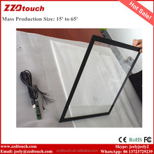 10.1inch to 65inch multi pionts touch capacitive touch screen