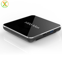 factory h96 max 8.1 tv box android 4k amlogic s905x2 h96 max x2 4gb ram 64GB google voice control android tv box