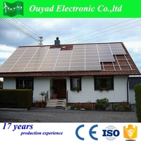 high efficiency 5KW off-grid solar power generator 8kw solar pv system for small home