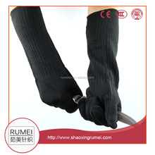 New HPPE material 40CM work safety stainless steel gloves Level 5