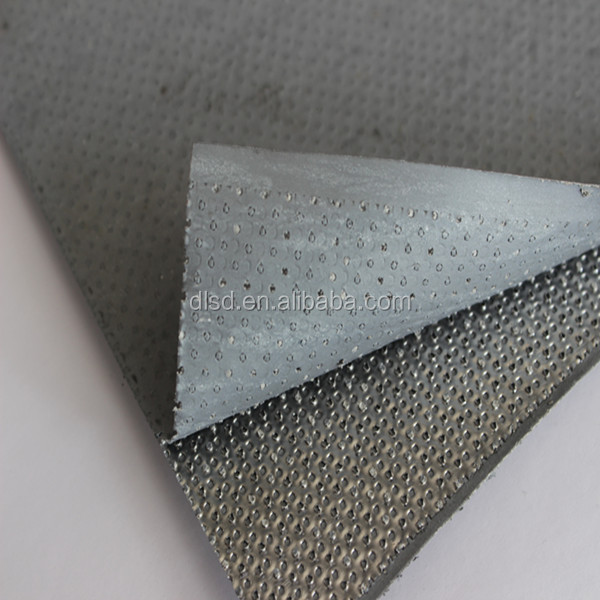 non asbestos punched rubber sheet with wire mesh Gasket sheet