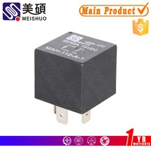 Alta calidad 40A 12 V 5 pin coches Flasher relay