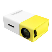 Wholesales rechargeable movie mini projector distribute YG 300