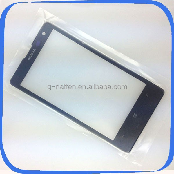 Replacement Front Outer Touch Screen Glass Lens for Nokia Lumia 1020 N1020