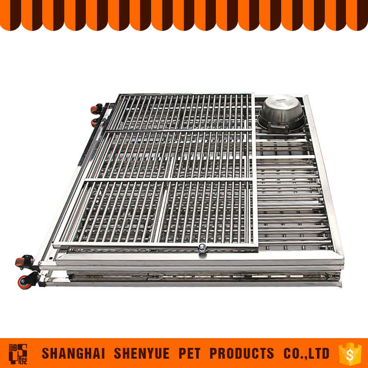 Foldable Cage For Large Dog