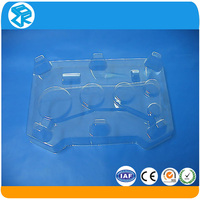 Free sample folding corrugated plastic reusable box for toy