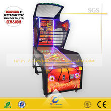 coin operated basketball, Street basketball arcade game for sale