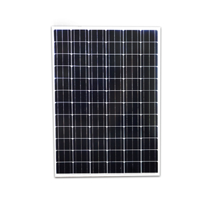 China Factory Monocrystlline 12V 500W China Mono Solar Panel Portable For Sale