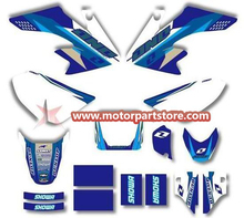 3M GRAPHICS STICKERS For HONDA CRF50 CRF50F 2004-2012 TSX-DGS010