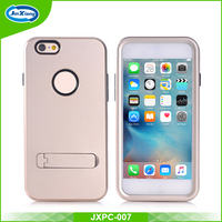 Factory wholesale hard slim armor cell phone case cover for iphone 6