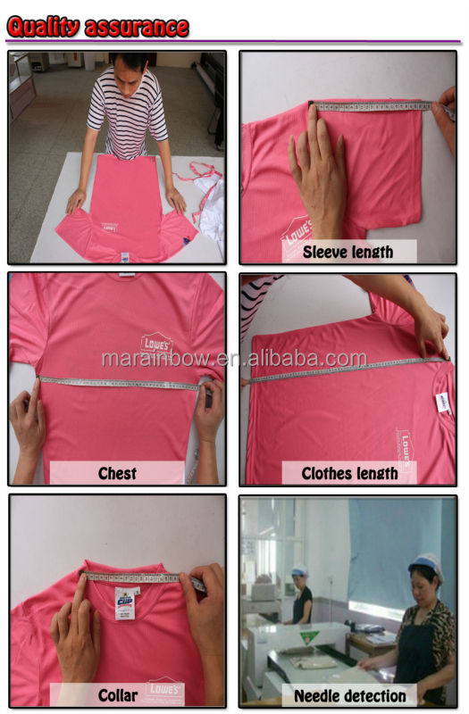 Wholesale blank fitness cotton spandex t shirts Custom sports runnning cool dry fit T Shirt with OEM Sublimation printed logo