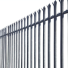 China Hottest Sale D and W type Wholesale Colorful or galvanized Steel Palisade Fence / fencing