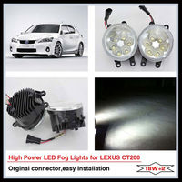 Top quality LED fog lamp For LEXUS CT200