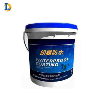 Polyurethane Waterproof coating for bathroom