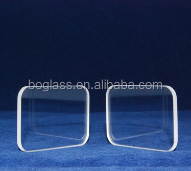 BK7/Fused Silica Optical Window Glass
