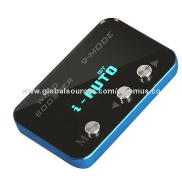 Windbooster 9-MODE 2S electronic throttle controller for new game changing electronic performance part