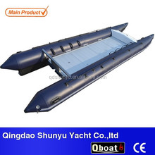 CE certificate thundercat inflatable cheap catamaran for sale