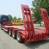 CIMC Tri Axle 80T Low Bed