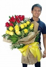 Free flower delivery, send fresh and lovely flowers and gifts to makati