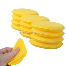Waxing Polish Wax Foam Sponge Applicator Pads For Clean Cars Vehicle Glass