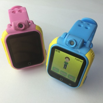 2016 GPS Tracker Device 3g a12 Kids Smart Watch for android phone