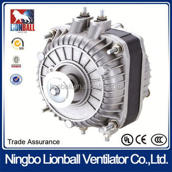 220v 3-34W shaded pole china electric industrial ac motor