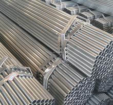 hot sale pre galvanized steel pipe for furniture in china