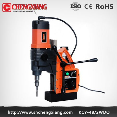 CAYKEN high speed drilling and tapping machine, stepless speed changing, multi-gear speeder tool KCY-48/2WDO