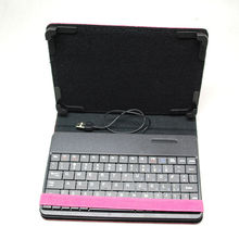 7 inch Detachable Keyboard with Color Case