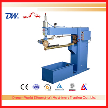 economic air duct stitch seam welding machine