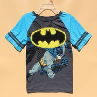 Baby Fashion Clothes Summer Baby Boys Clothing Cartoon Tshirts